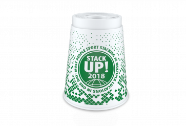 Stackup! 2018 Commemorative Cups