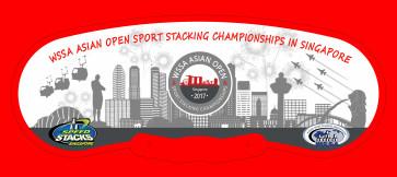 Speed Stacks Gen 4 Mat - Asian Open 2017 Commemorative Mat (Limited Edition)