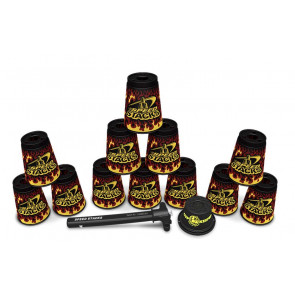 Speed Stacks Premium Black Flame